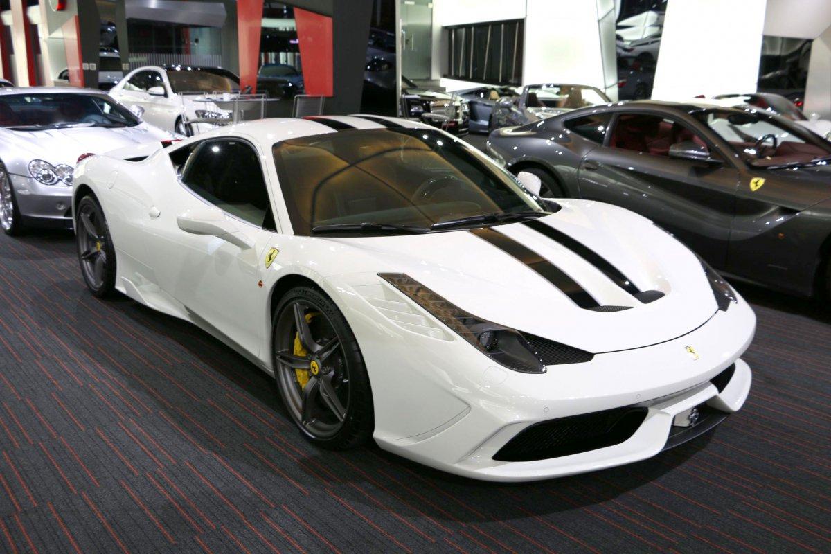 Ferrari 458 Speciale Hypercars