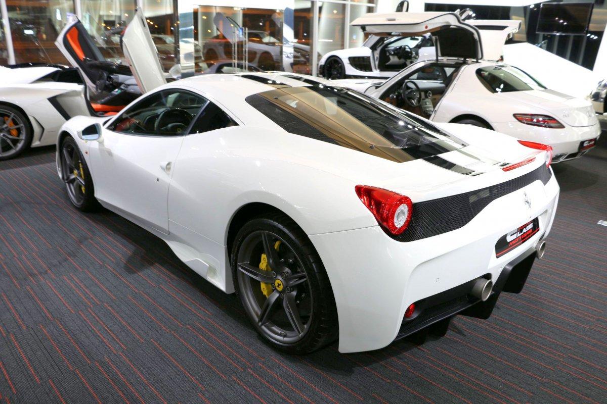 Ferrari 458 Speciale Hypercars 3