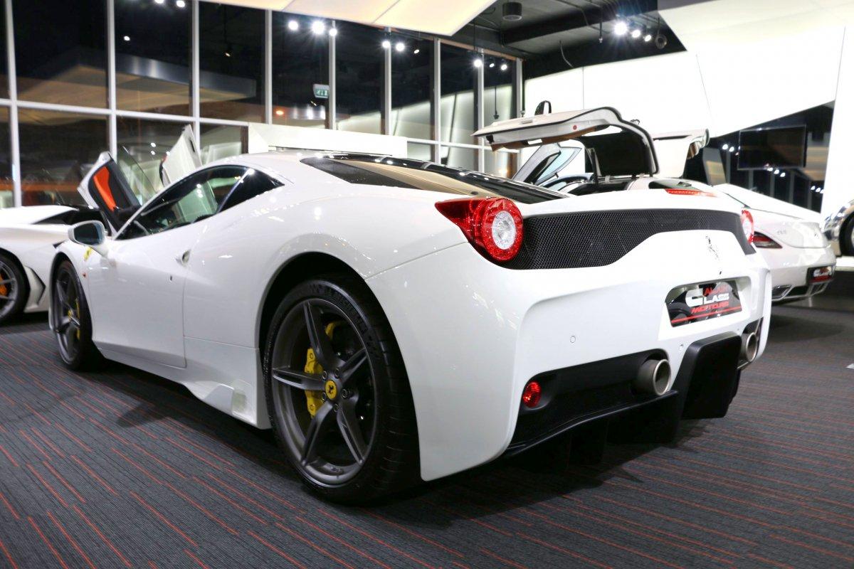 Ferrari 458 Speciale Hypercars 8