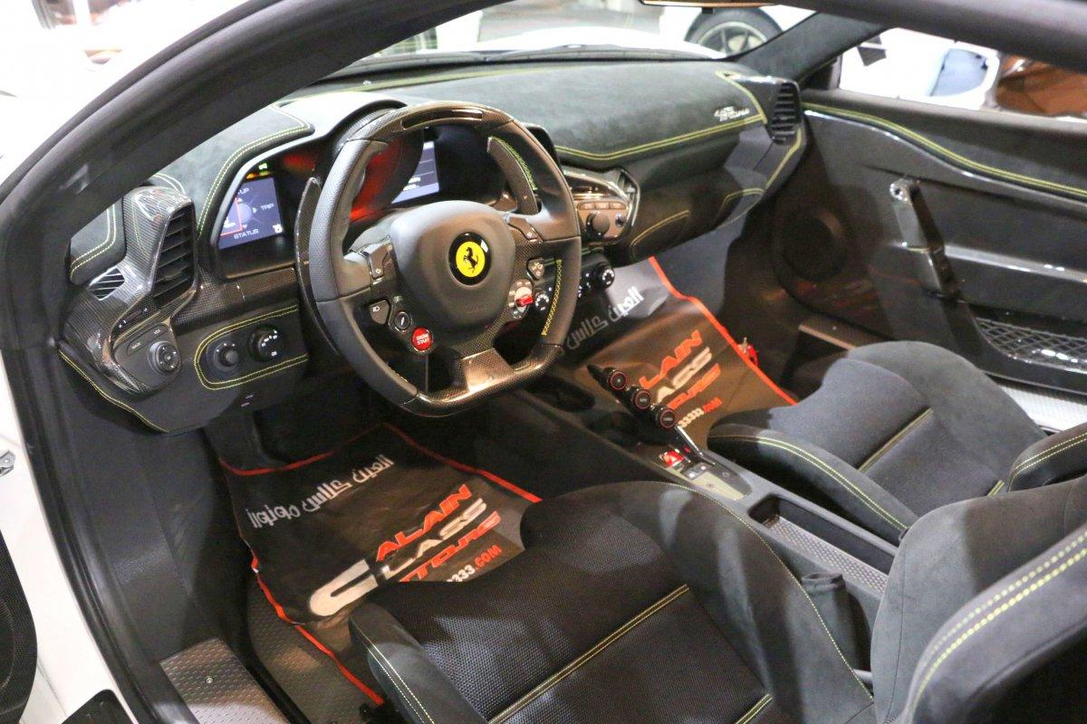 Ferrari 458 Speciale Hypercars 10
