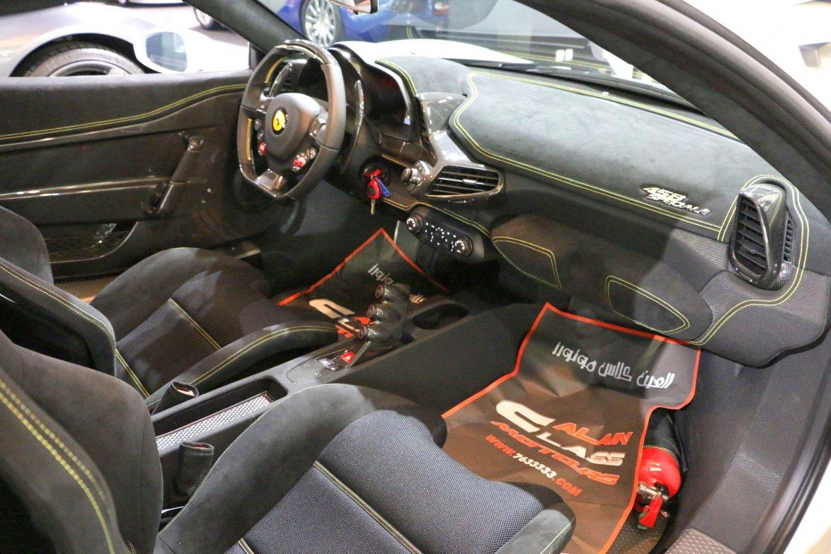 Ferrari 458 Speciale Hypercars 13