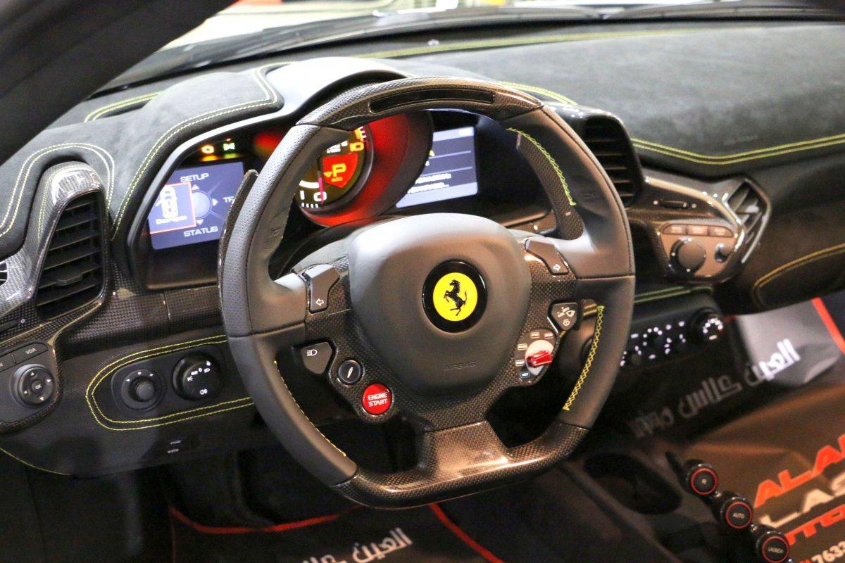 Ferrari 458 Speciale Hypercars 17