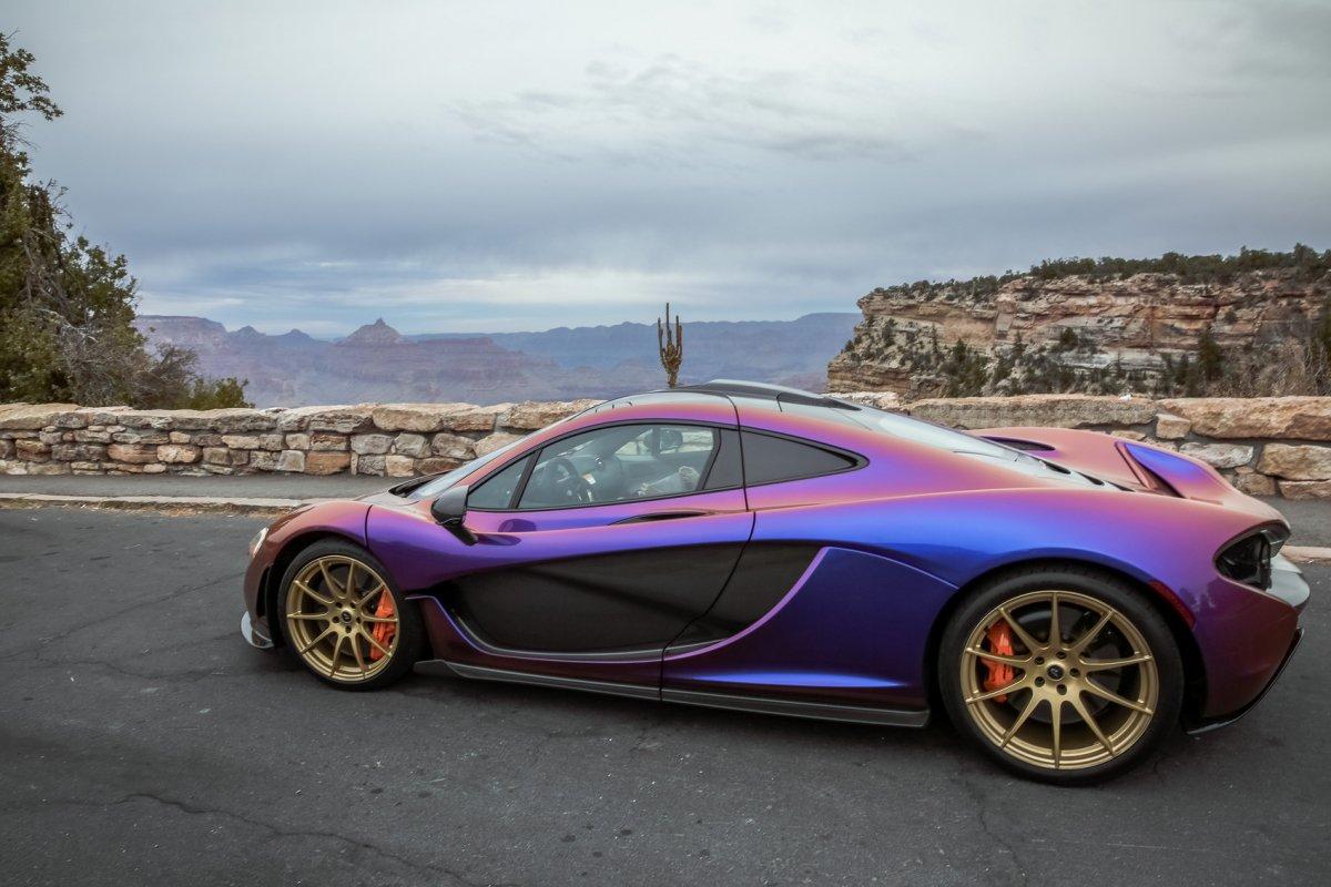 hypercars_McLaren P1, Grand Canyon by C.J. Wilson hypercars (13)