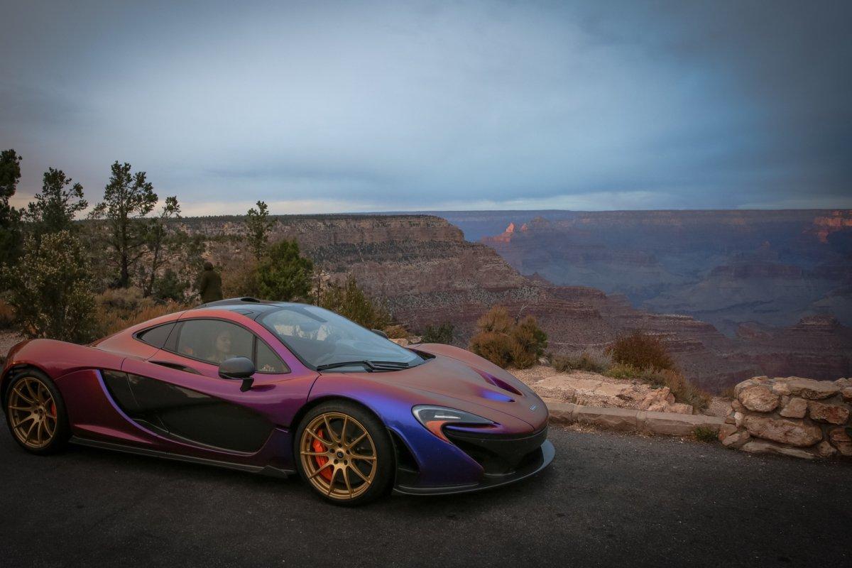 hypercars_McLaren P1, Grand Canyon by C.J. Wilson hypercars (4)