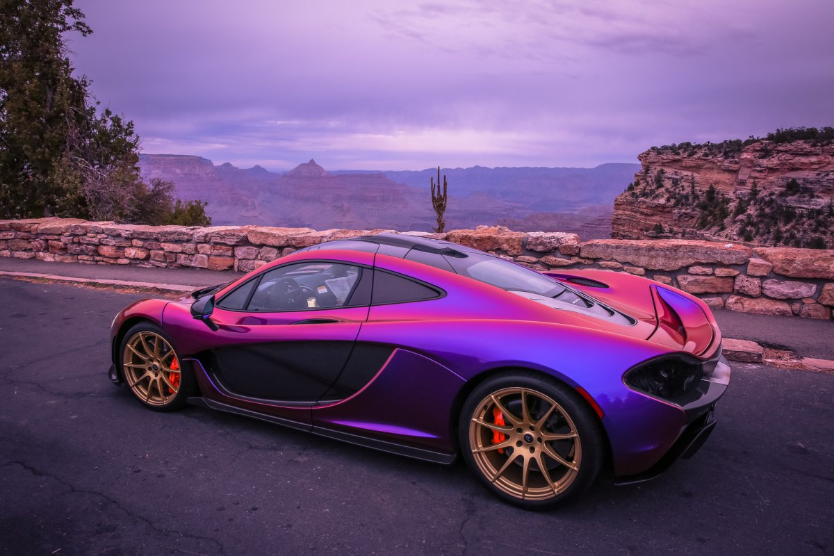 hypercars_McLaren P1, Grand Canyon by C.J. Wilson hypercars (7)