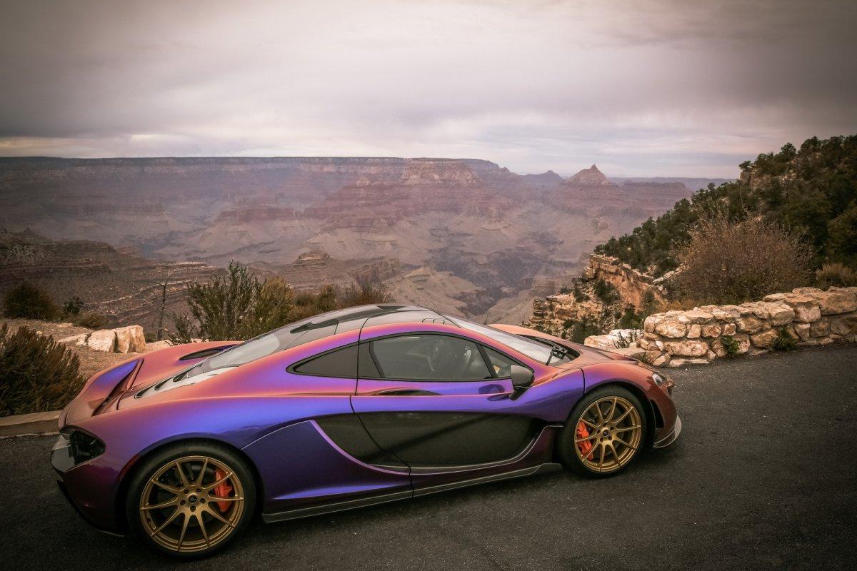 hypercars_McLaren P1, Grand Canyon by C.J. Wilson hypercars (10)