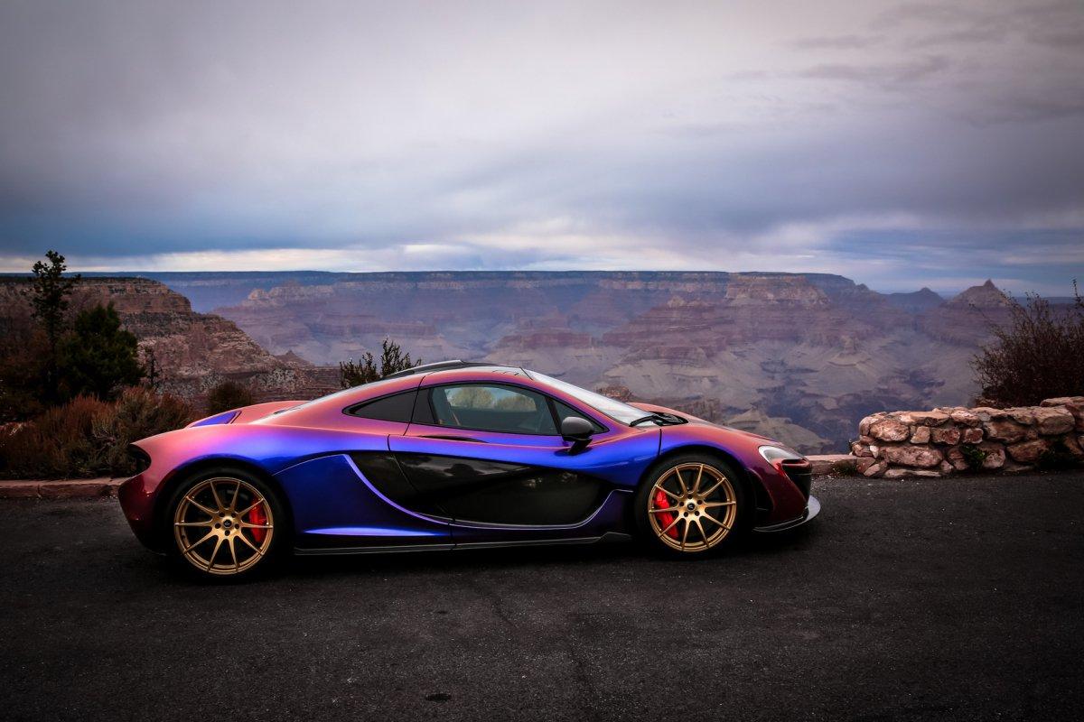 hypercars_McLaren P1, Grand Canyon by C.J. Wilson hypercars (14)
