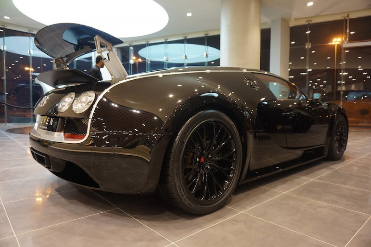 for sale bugatti veyron super sport by seven car lounge hypercars le s. Black Bedroom Furniture Sets. Home Design Ideas