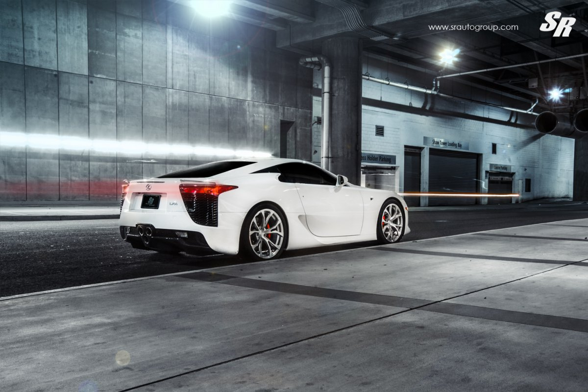 Lexus LFA by SR Auto Group hypercars (3)