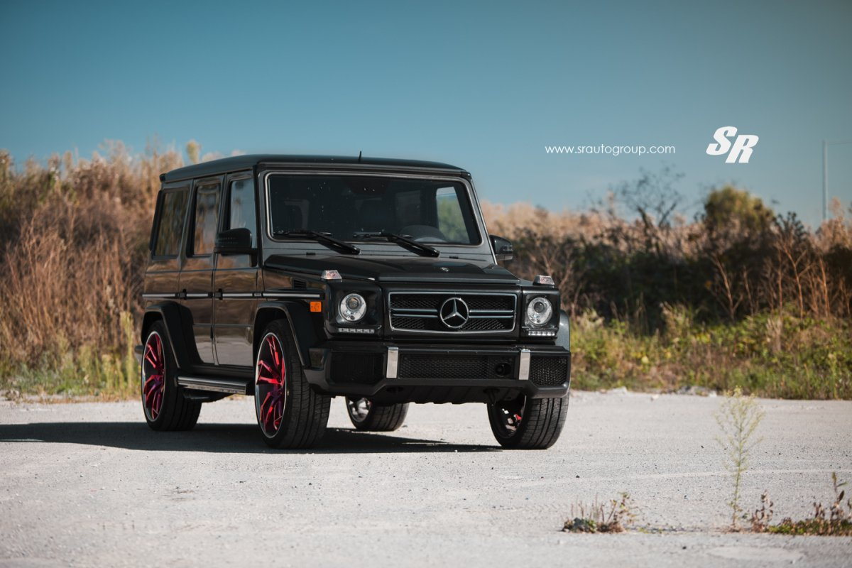 The G63 AMG Rocking The Red by SR Auto Group_hypercars_ (1)