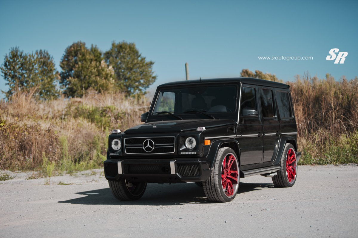 The G63 AMG Rocking The Red by SR Auto Group_hypercars_ (2)