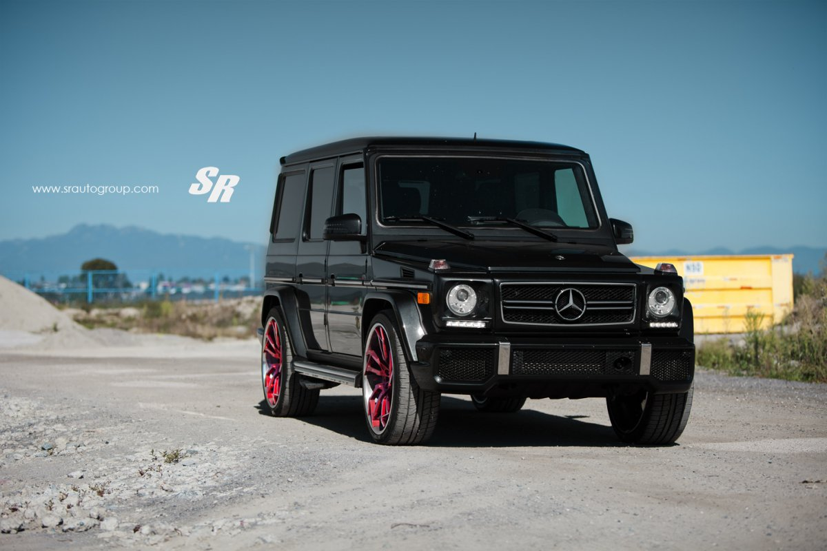 The G63 AMG Rocking The Red by SR Auto Group_hypercars_ (3)