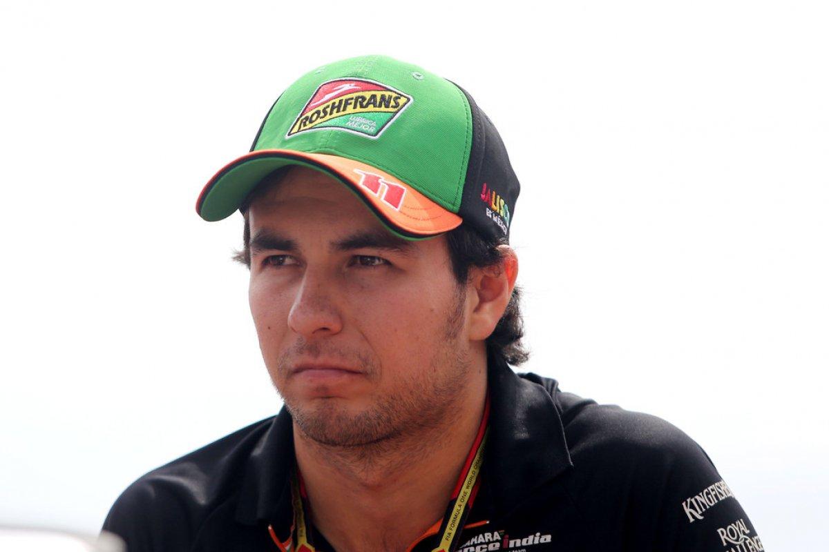 Sergio Pérez (Force India-Mercedes) : 3 millions d'euros (Mexicain, 11è en 2014)