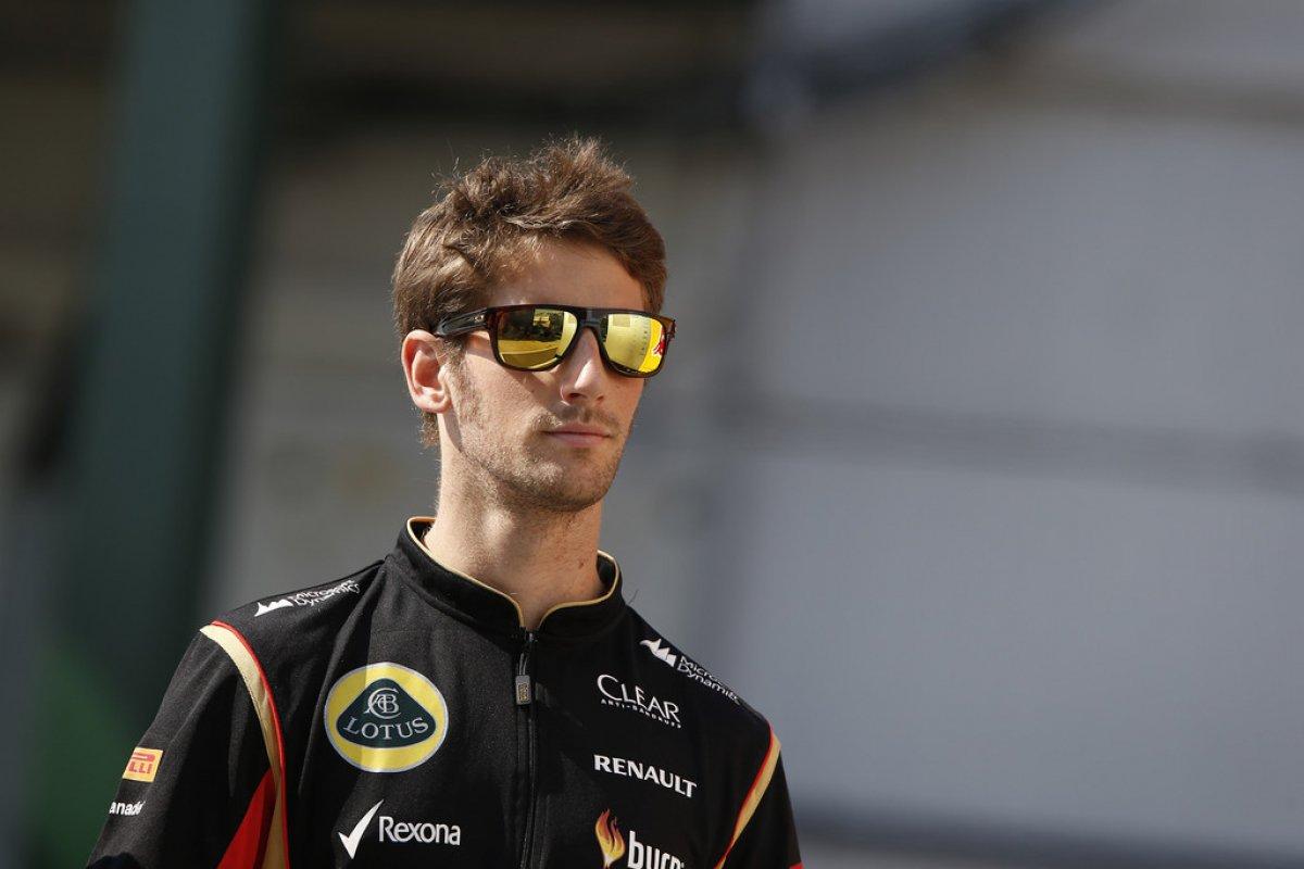 Romain Grosjean (Lotus-Renault) : 3 millions d'euros (Français, 14è en 2014)
