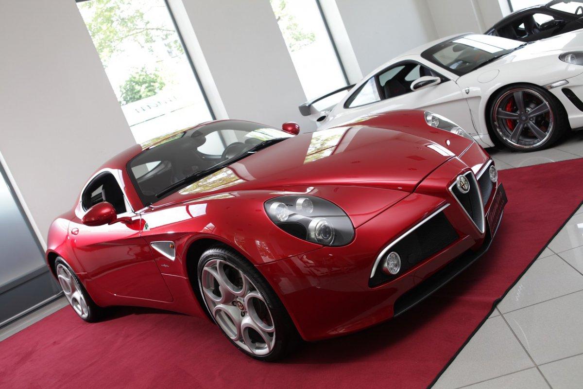 Amian Cars  Alfa Romeo 8C Competizione_hypercars_ (1)