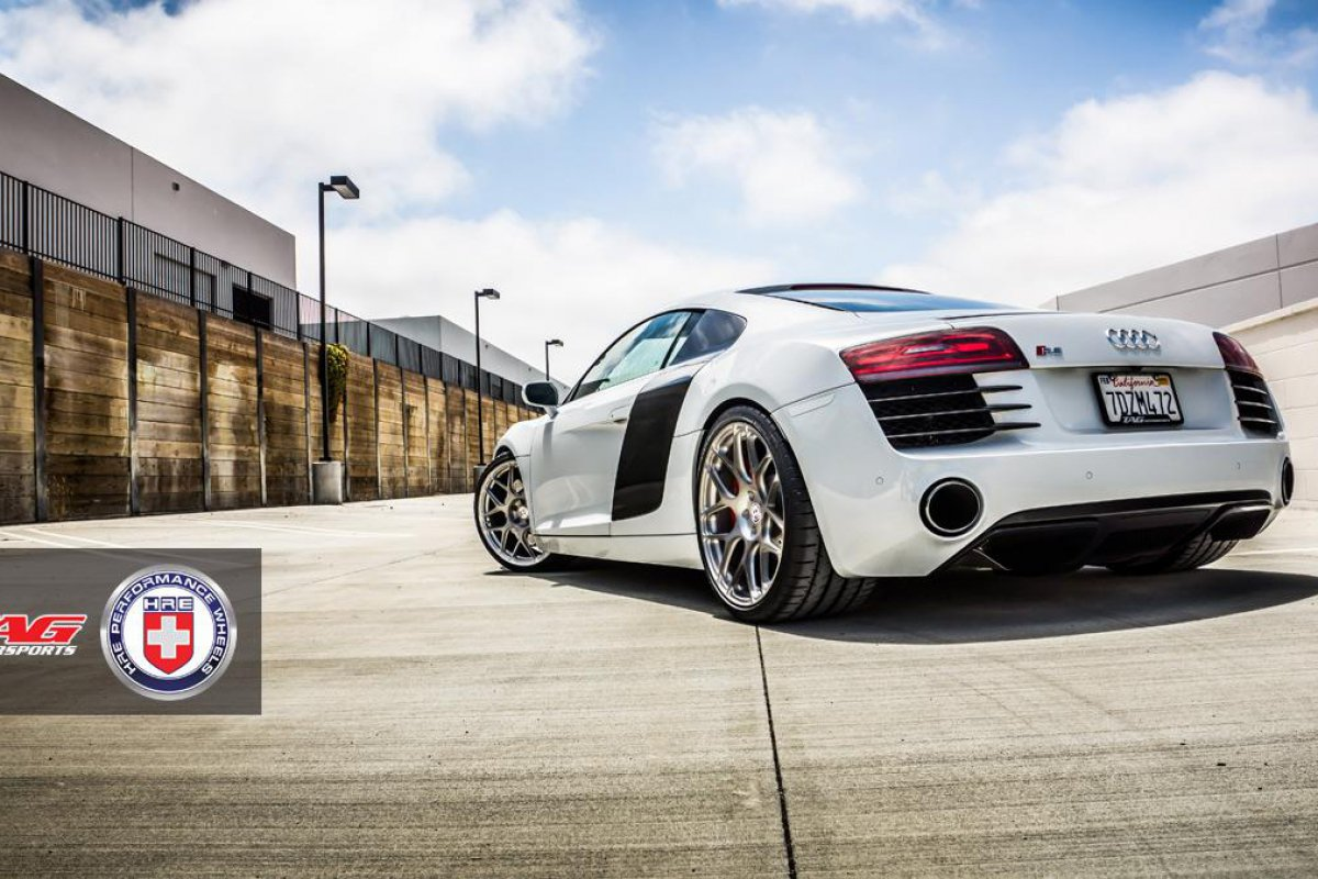 Audi R8 V10 by TAG Motorsports hypercars  (4)