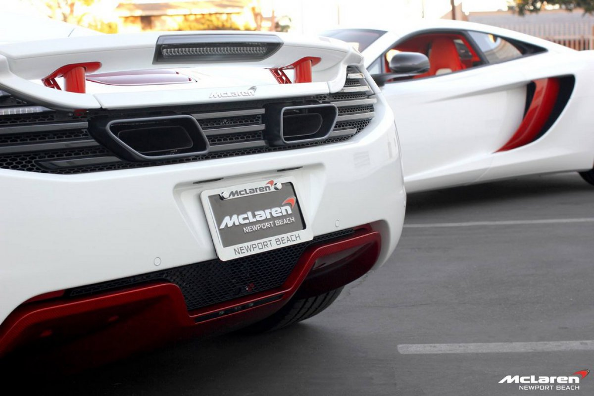 McLaren 12C Project 8 Duo on Sale for $688,888. hypercars  (1)