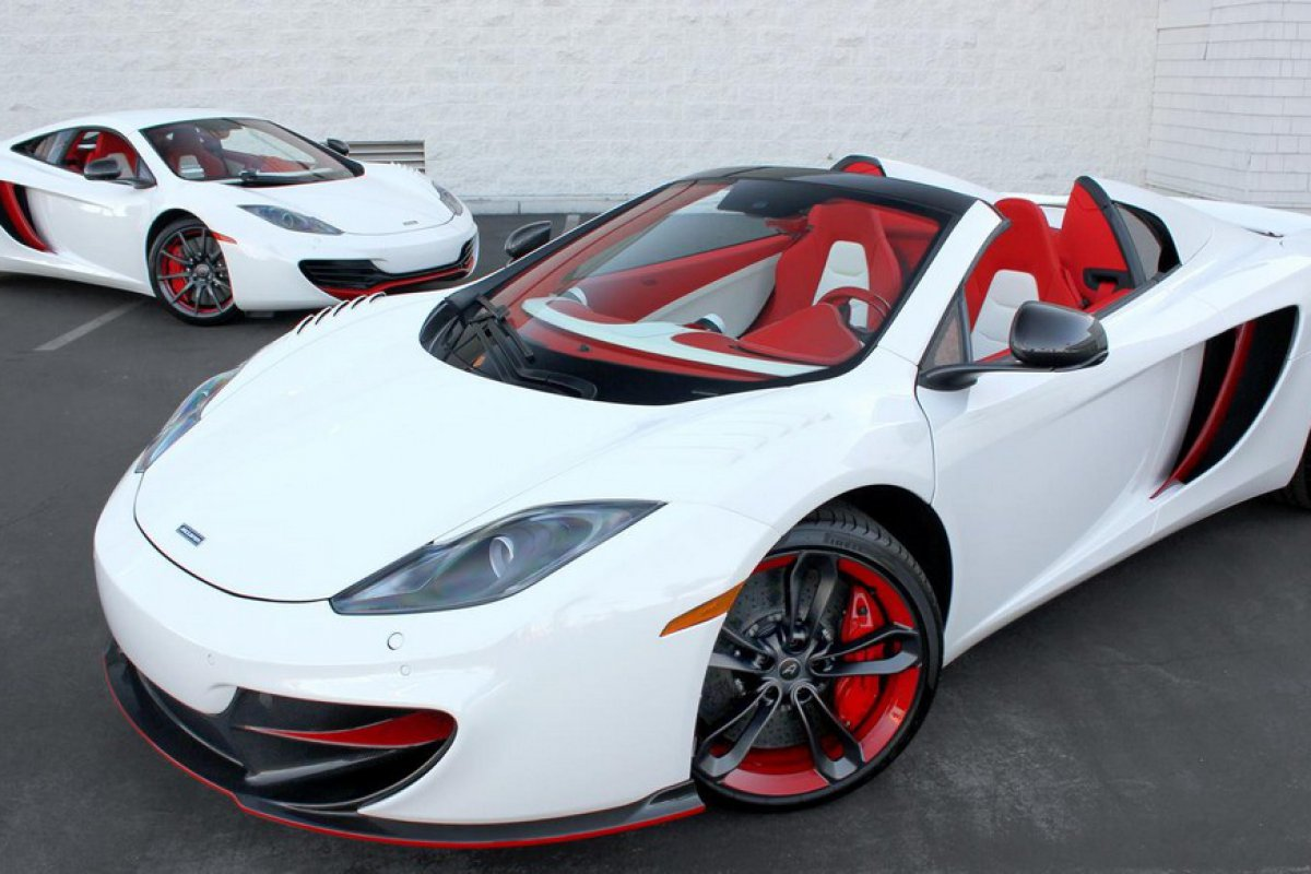 McLaren 12C Project 8 Duo on Sale for $688,888. hypercars  (3)