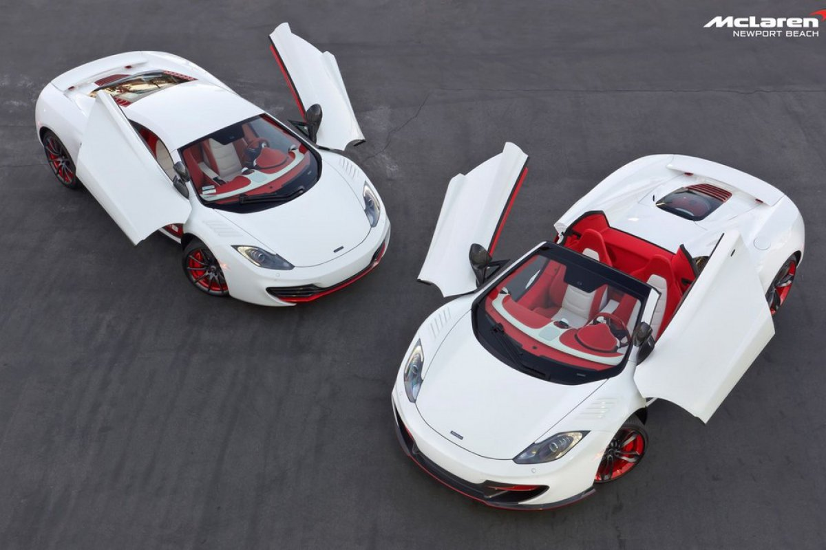 McLaren 12C Project 8 Duo on Sale for $688,888. hypercars  (11)