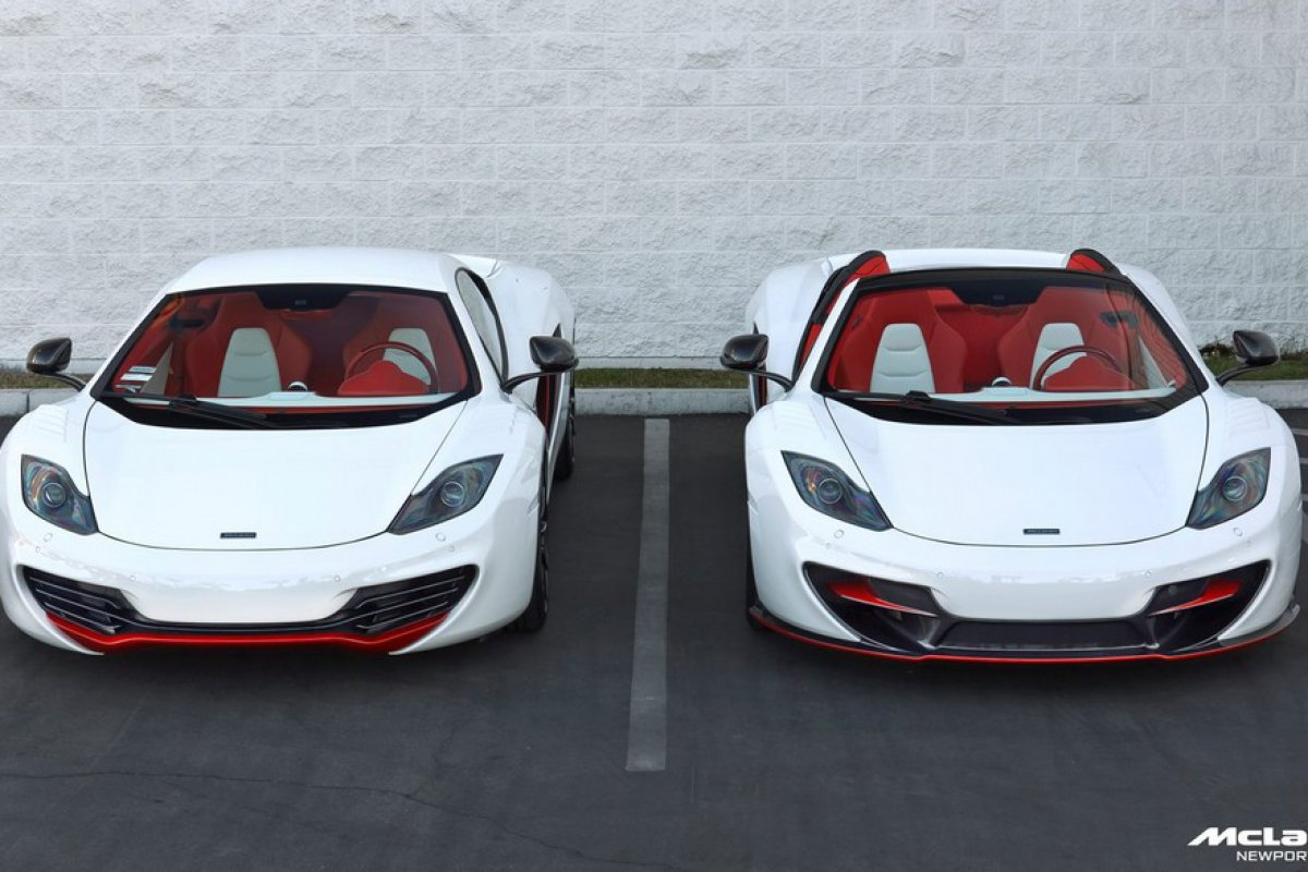 McLaren 12C Project 8 Duo on Sale for $688,888. hypercars  (13)