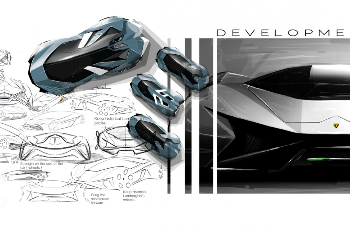 Lamborghini Diamante 2023 Concept by Thomas Granjard hypercars (2)