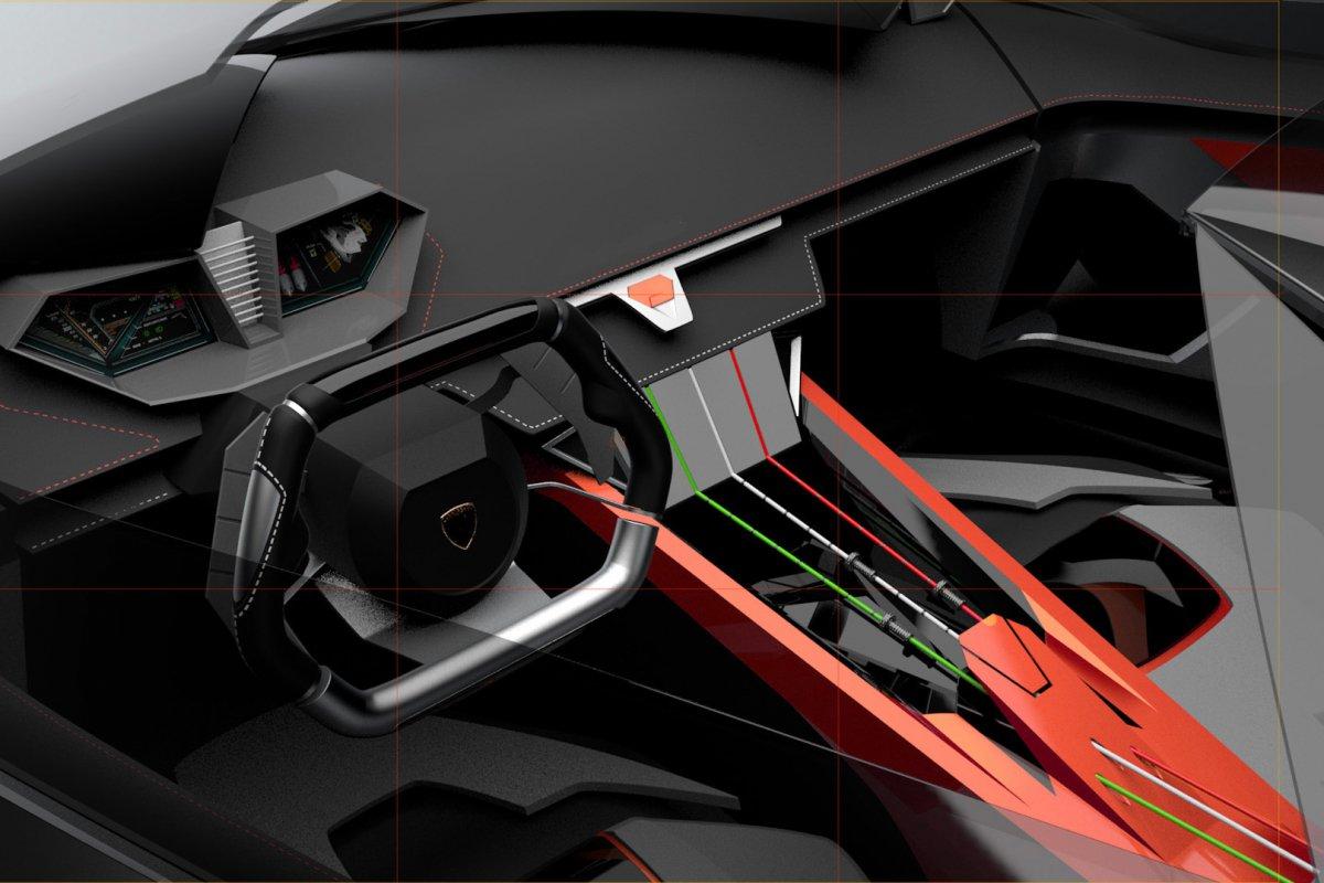 Lamborghini Diamante 2023 Concept by Thomas Granjard hypercars (8)