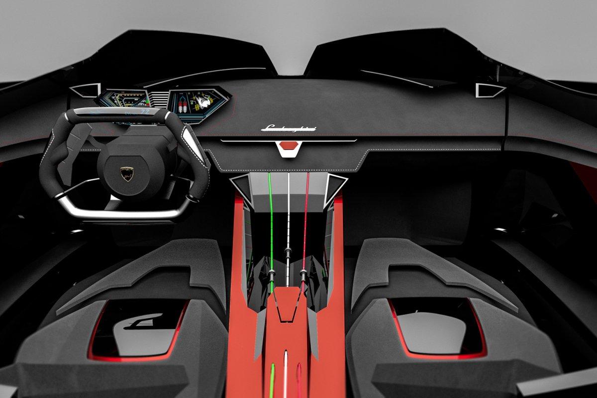 Lamborghini Diamante 2023 Concept by Thomas Granjard hypercars (10)