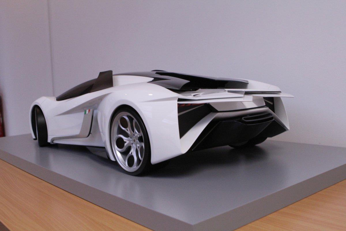 Lamborghini Diamante 2023 Concept by Thomas Granjard hypercars (13)
