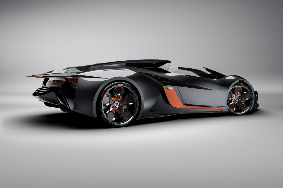 Lamborghini Diamante 2023 Concept by Thomas Granjard hypercars (15)
