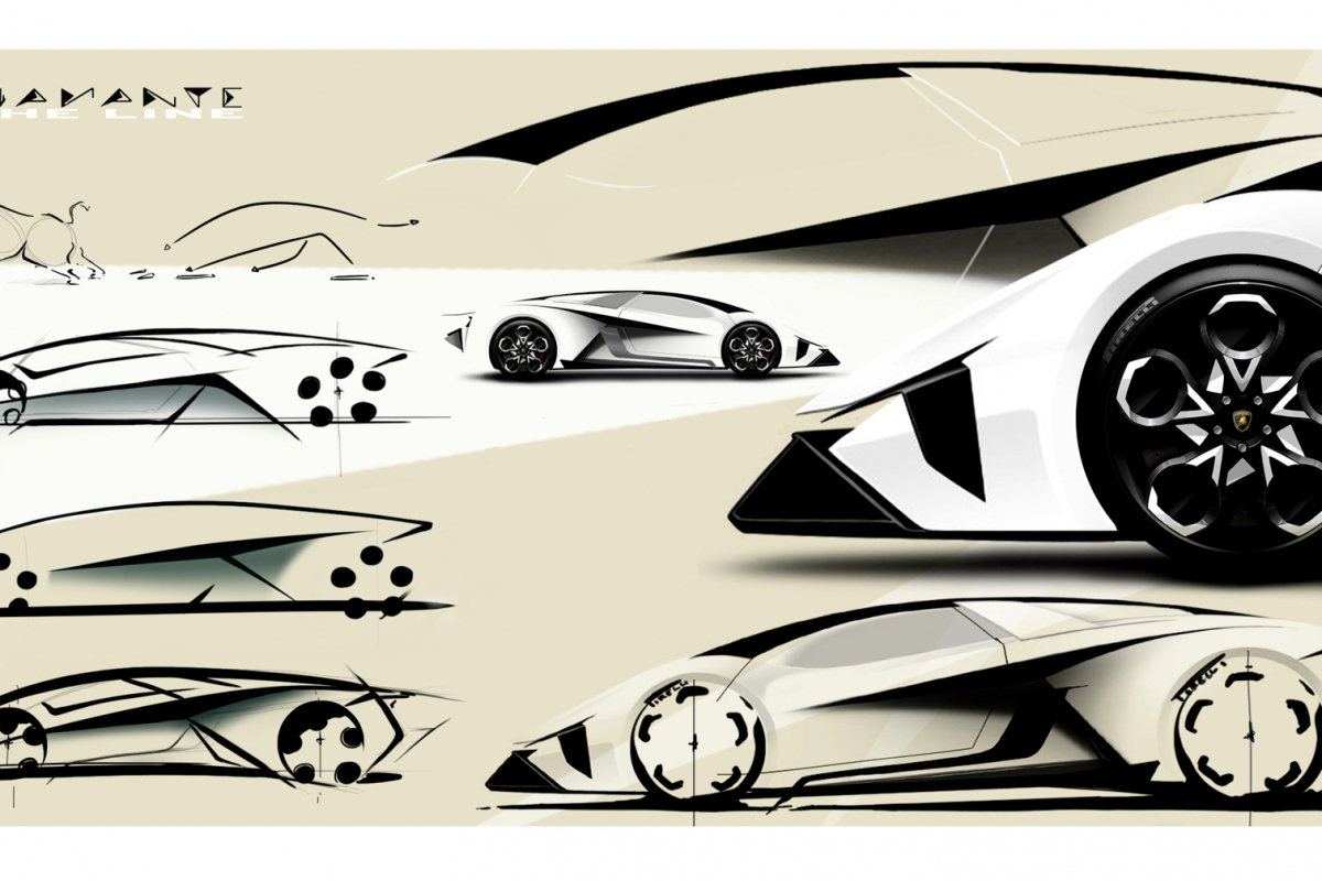 Lamborghini Diamante 2023 Concept by Thomas Granjard hypercars (17)