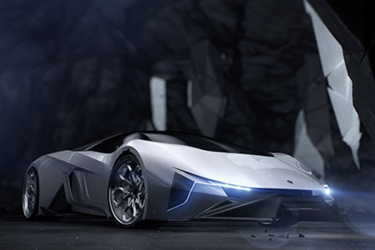 Lamborghini Diamante 2023 Concept by Thomas Granjard hypercars (18)