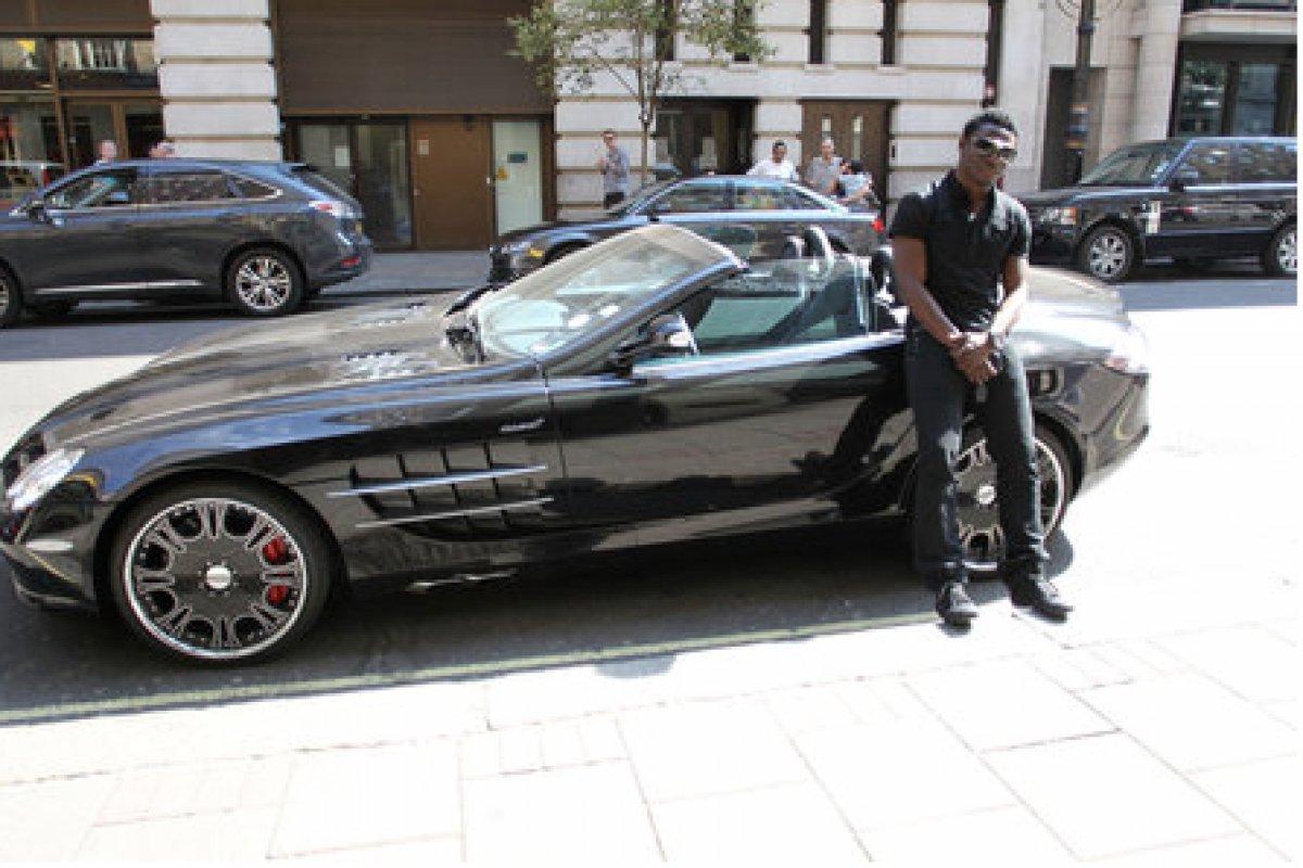 Obafemi-Akinwunmi-Martins-Mercedes-Benz-McLaren-SLR