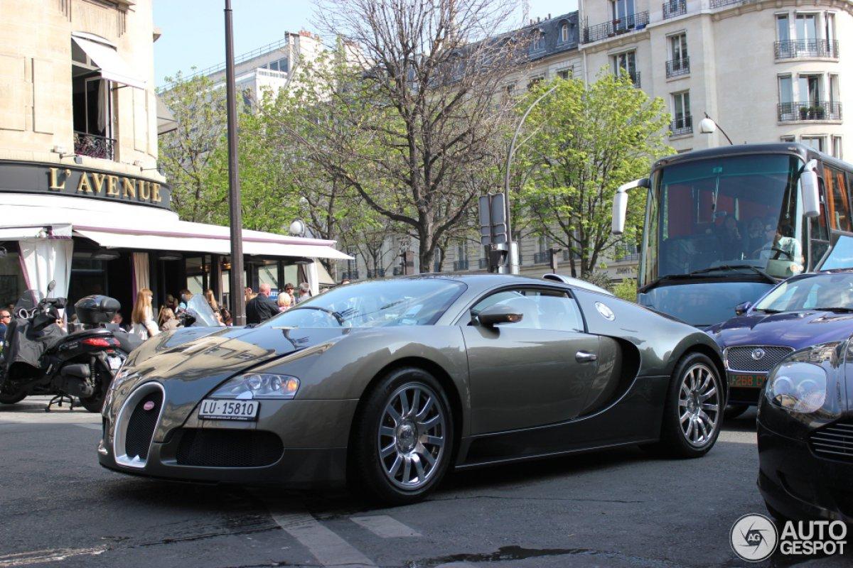 Samuel Eto'o - Bugatti Veyron - www.hartvoorautos.nl