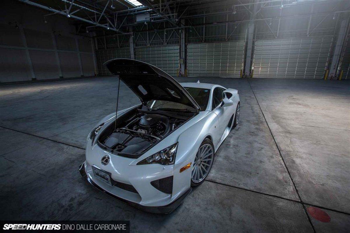Lexus LFA On Vossen Wheels_hypercars_ (1)