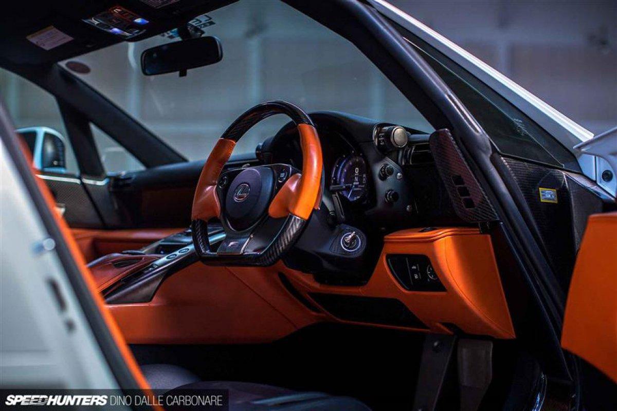 Lexus LFA On Vossen Wheels_hypercars_ (2)