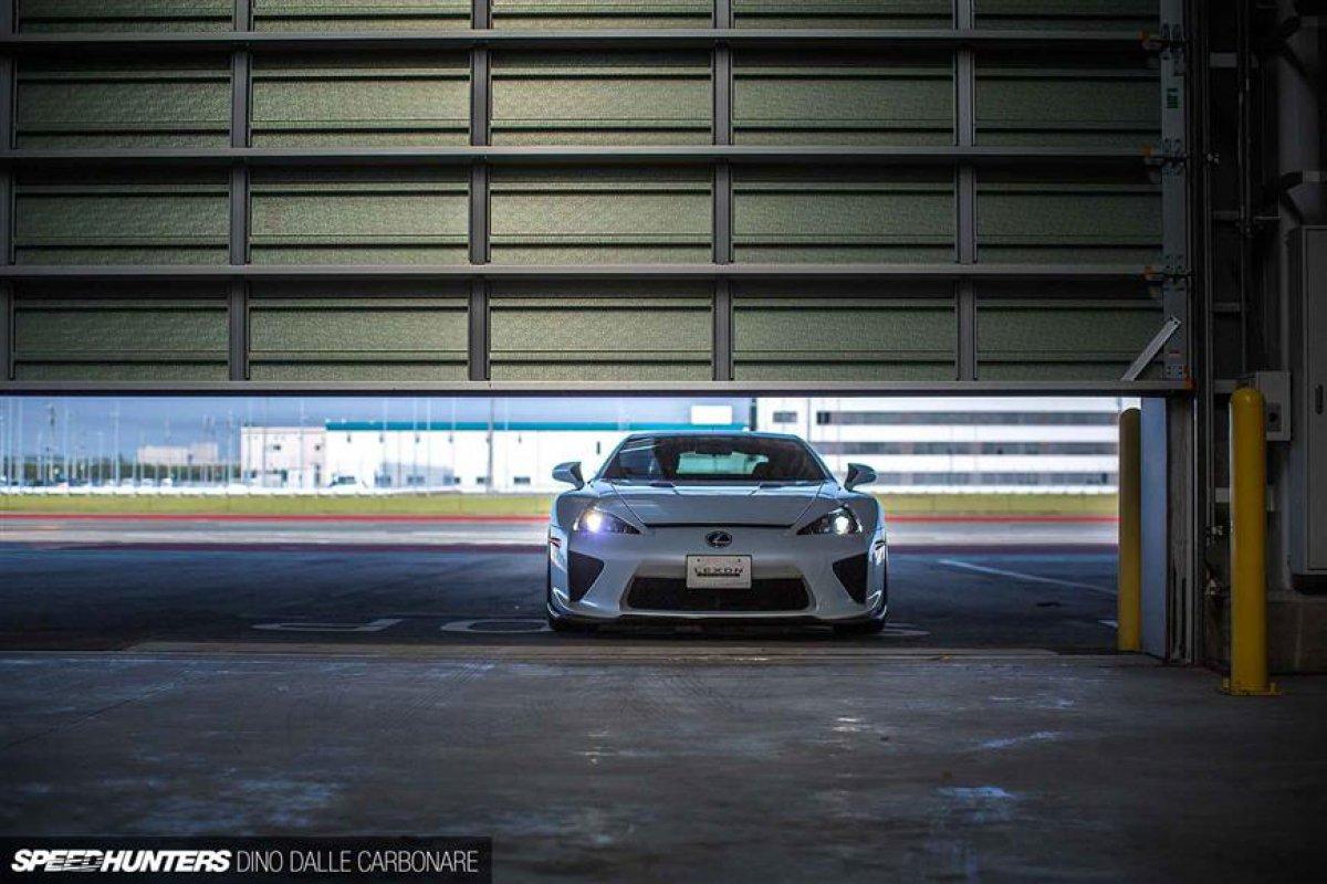 Lexus LFA On Vossen Wheels_hypercars_ (14)