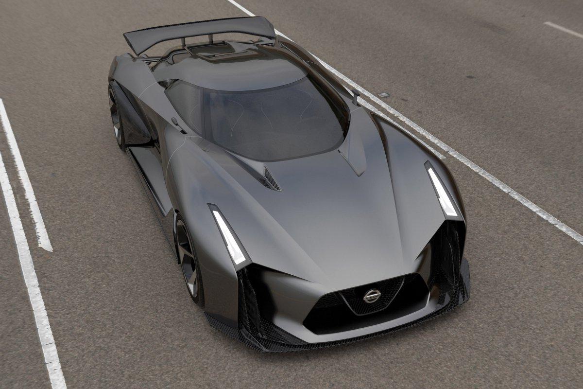 Nissan le concept 2020 Vision Gran Turismo dévoilé (vidéo) hypercars (2)