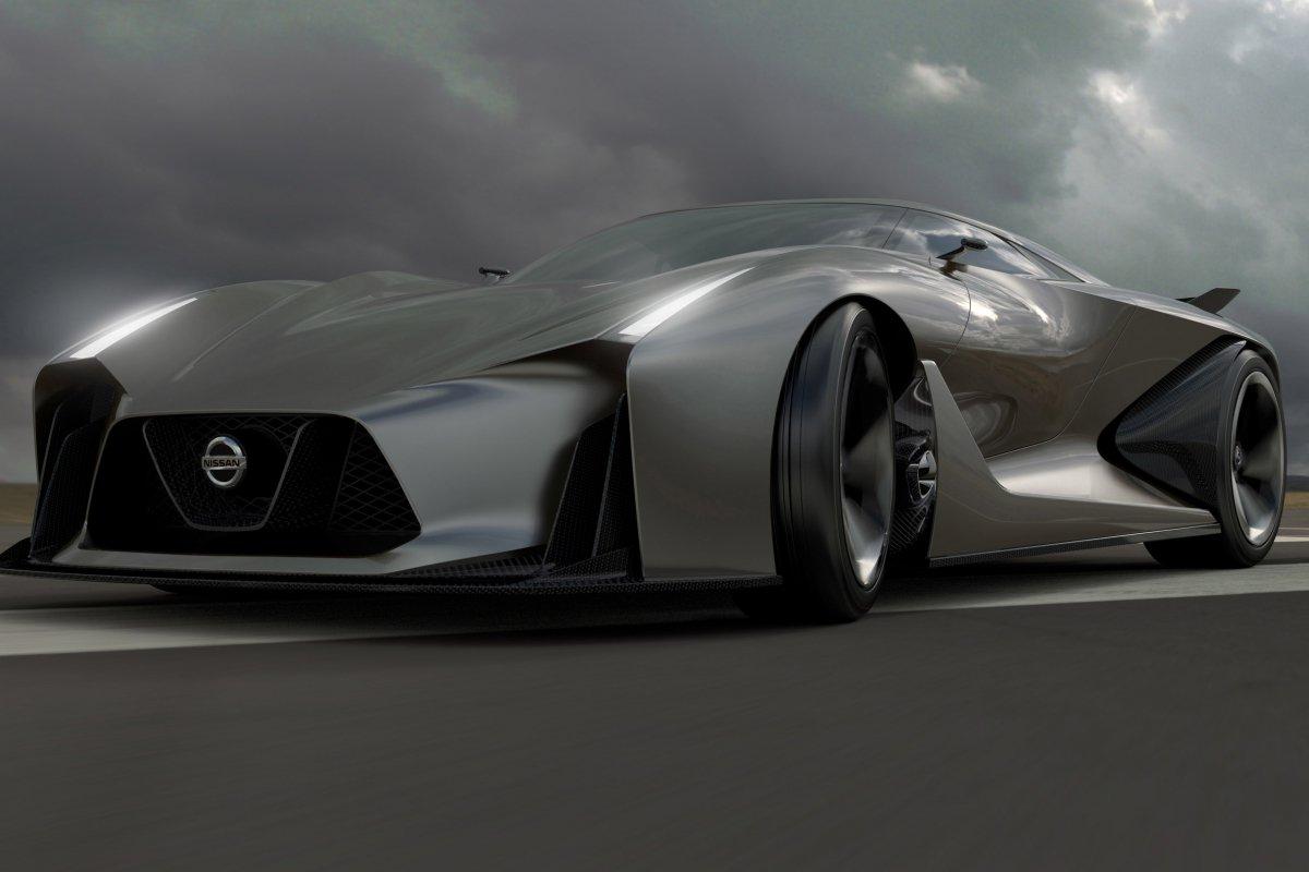 Nissan le concept 2020 Vision Gran Turismo dévoilé (vidéo) hypercars (1)