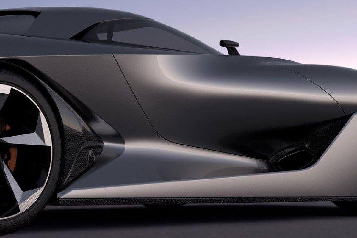 Nissan le concept 2020 Vision Gran Turismo dévoilé (vidéo) hypercars (6)