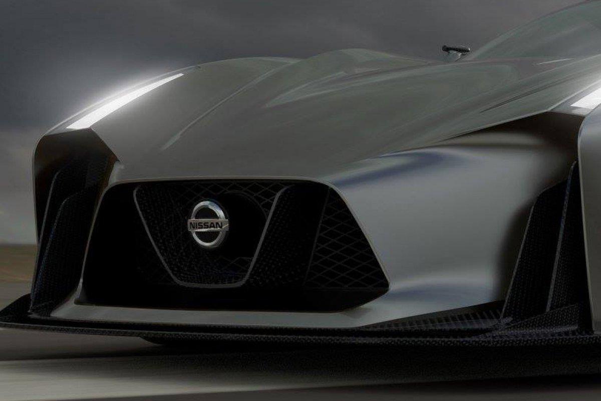 Nissan le concept 2020 Vision Gran Turismo dévoilé (vidéo) hypercars (4)
