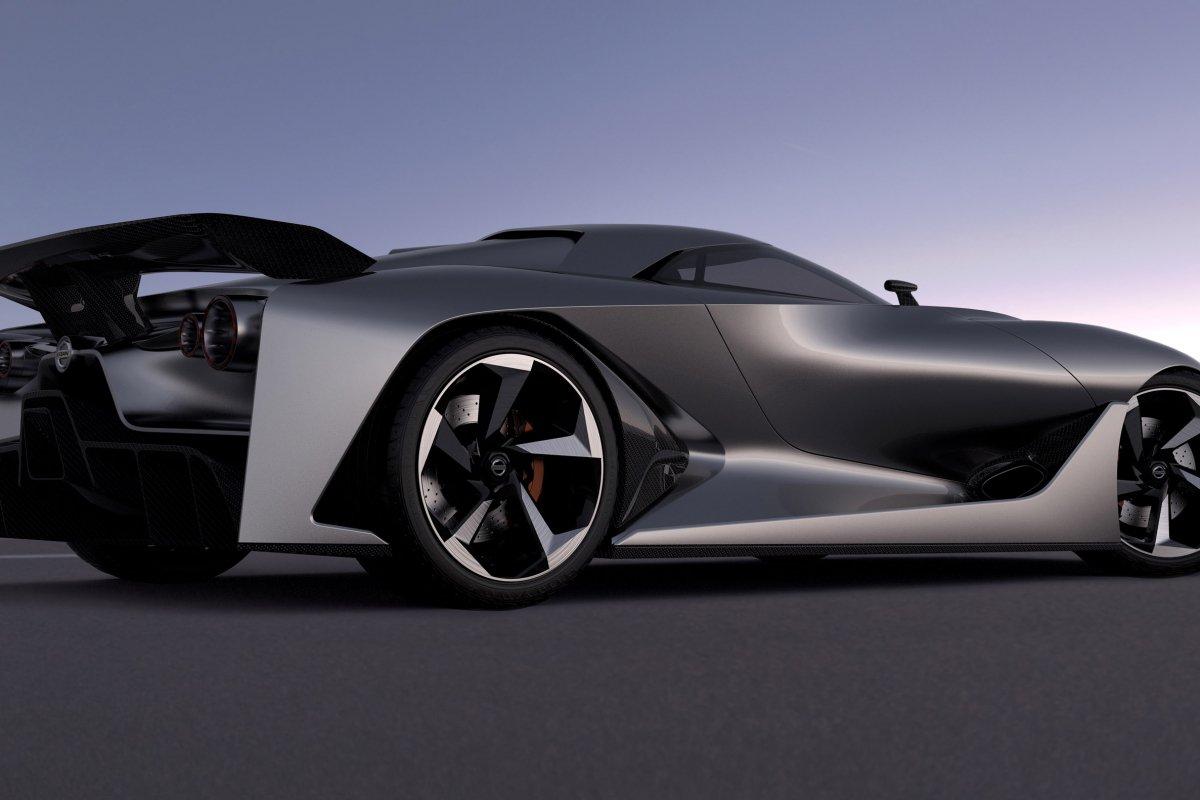 Nissan le concept 2020 Vision Gran Turismo dévoilé (vidéo) hypercars (3)