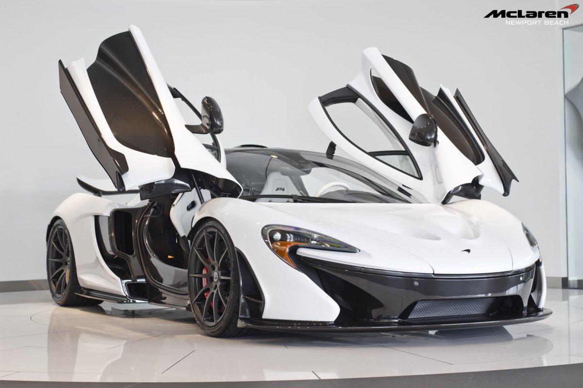 McLaren P1 Manny Khoshbin Edition hypercars (1)