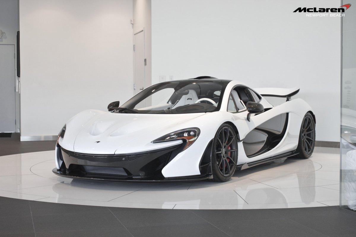 McLaren P1 Manny Khoshbin Edition hypercars (8)