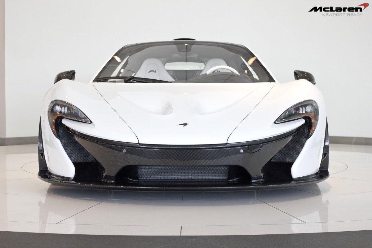 McLaren P1 Manny Khoshbin Edition hypercars (11)