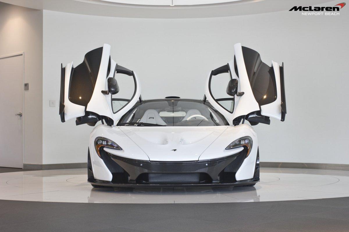 McLaren P1 Manny Khoshbin Edition hypercars (13)