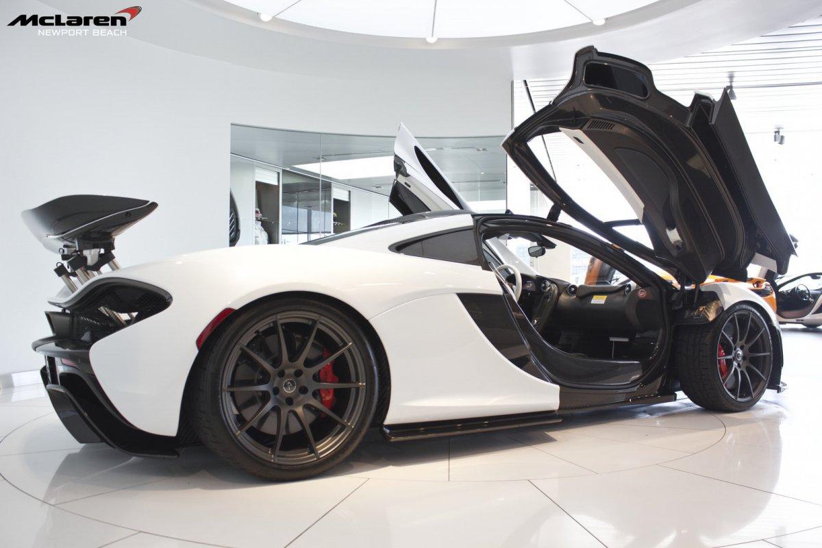 McLaren P1 Manny Khoshbin Edition hypercars (20)