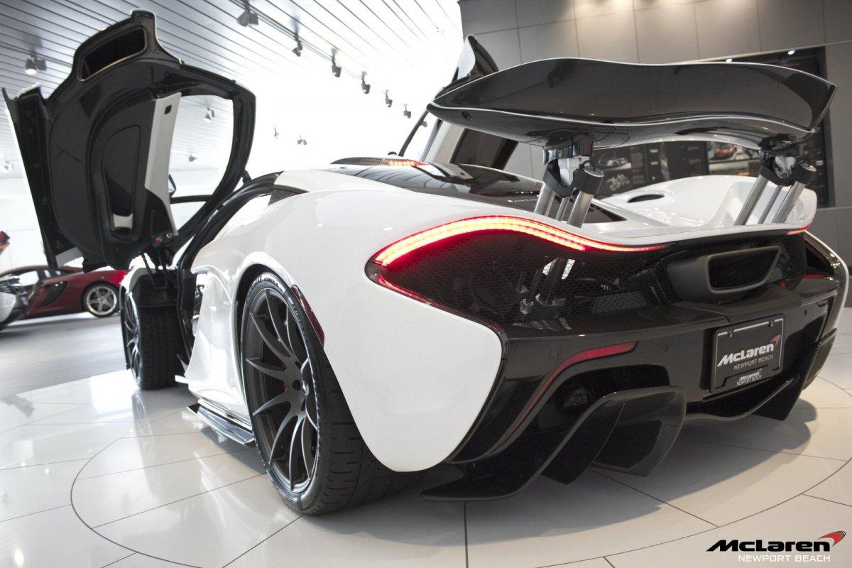McLaren P1 Manny Khoshbin Edition hypercars (21)