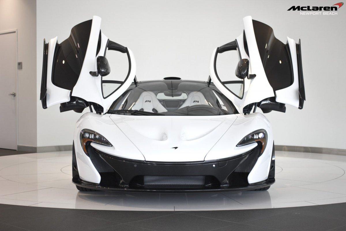 McLaren P1 Manny Khoshbin Edition hypercars (23)