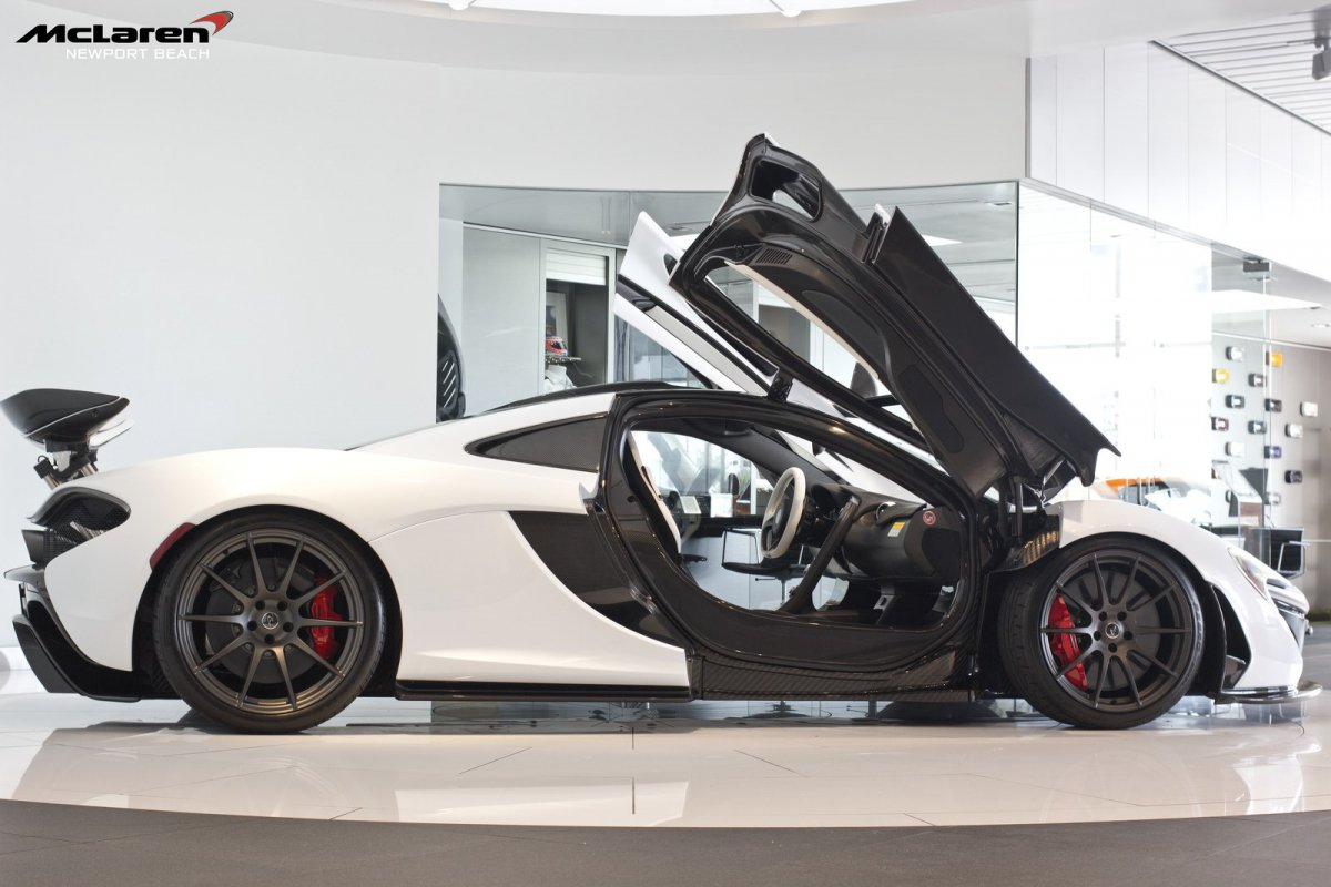 McLaren P1 Manny Khoshbin Edition hypercars (26)
