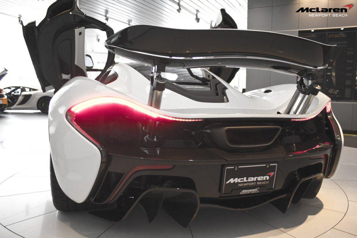McLaren P1 Manny Khoshbin Edition hypercars (29)